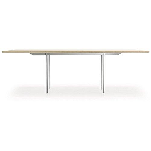 Girsberger Adapt Konferenztischsystem, konfigurierbar - rechteckig | 2400 mm | Amerik. Nussbaum