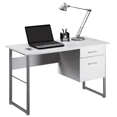 Great Buy for Alphason Cabrini Desk – White on Amazon