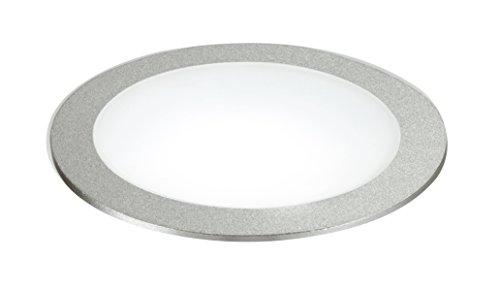 Eco Light Einbauleuchte, Aluminium, Silber, 0 x 7 x 0.32 cm -