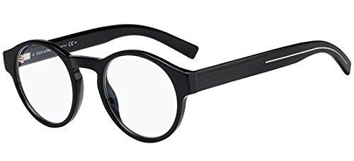 Dior Brillen BLACK TIE 245 BLACK Herrenbrillen