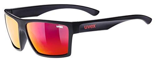 UVEYC|#Uvex Uvex Sonnebrille lgl 29, Black Mat, One Size