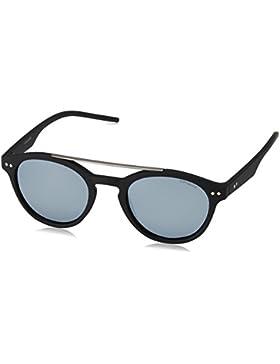 Polaroid PLD 6030/S EX, Gafas de Sol Unisex-Adulto, Matt Black, 50