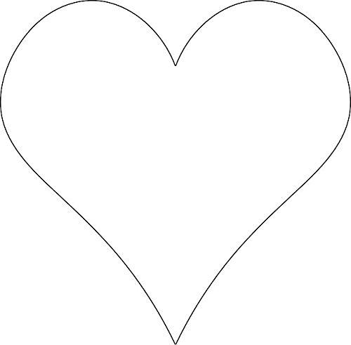 feuerwerk herzform 4x Konfetti mit roten Herzen; Konfettikanone; Konfettibombe: 40cm per Druckluft bis 7m, rosenrot rote Herzen für Hochzeit, Standesamt, Party ...