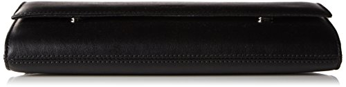 Picard Auguri, Pochette da Giorno Donna, 3x11x26 Centimeters (B x H x T) Nero (Schwarz)
