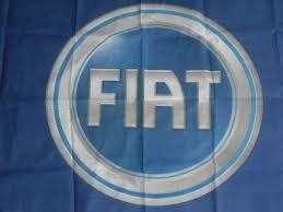 FIAT Flag Banner 5' x 2.5' Bertone Multipla Sport Mini