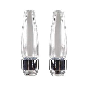 Flowermate 2Pcs Original Mouthpieces for V5.0S Mini, V5.0X Mini, V5.0S Pro Mini, Hybrid X Vaporizers