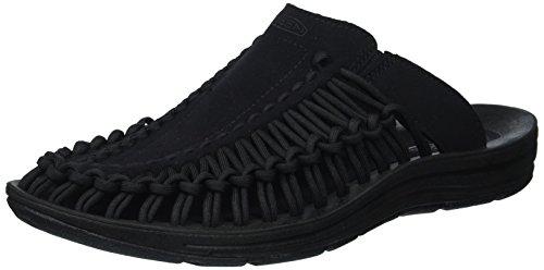 Preisvergleich Produktbild KEEN Women's Uneek Slide-W Sandal,  Black / Black,  5 M US