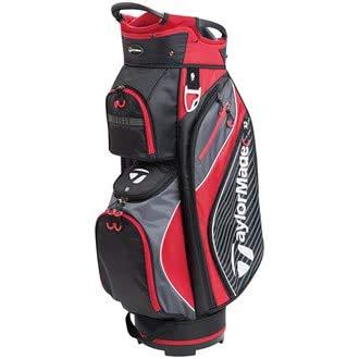 TaylorMade Golf 2018 Pro Cart 6.0 Cart Bag Mens Trolley Bag...