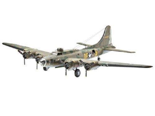 Revell - Maqueta B-17F Memphis Belle, escala 1:72 (04279)