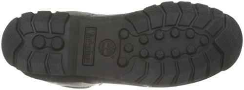 Timberland Euro Hiker Low, Chaussures à Lacets Homme Noir (Black)