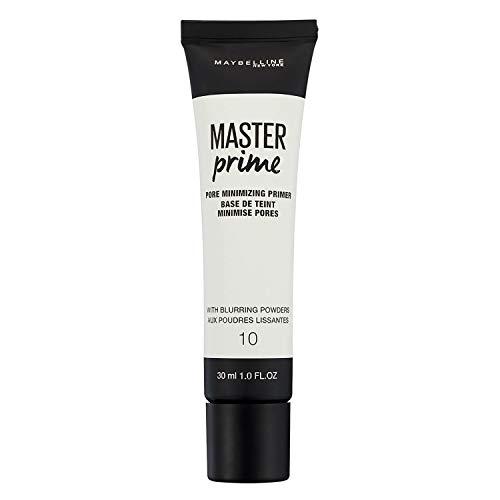 Maybelline Master Prime Nr. 10 Poreminimizing, Make-up-Primer, verkleinert die Poren optisch,...