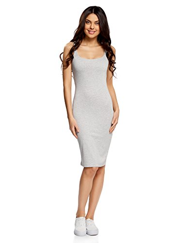 oodji Ultra Women's Jersey Cami Dress