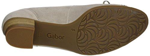 Gabor Comfort, Scarpe con Tacco Donna Rosa (puder/mutaro 44)