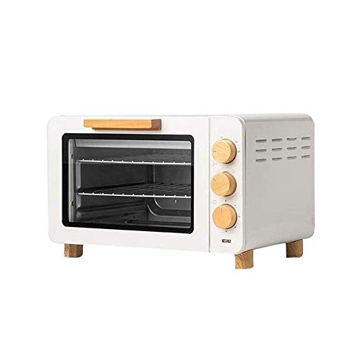 Soul hill Convection Countertop Toaster Oven, Includes Bake Pan, Broil Rack & Toasting Rack, Alloy Convection Toaster Oven
