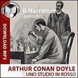 Uno studio in rosso. Audiolibro. Formato digitale download MP3