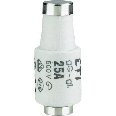 GAO 621753 Diazed-Sicherung Sicherungsgröße = DII 25A 500V