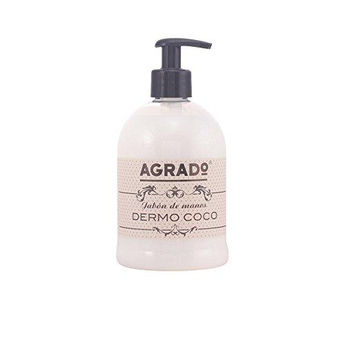AGRADO - JABON MANOS liquido coco 500 ml-unisex