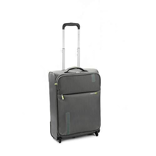 Roncato Speed Trolley Cabina - 2 Ruote, 55 Cm, 40 Litri, Antracite
