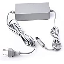 TCOS TECH Wii AC Power Supply Adapter Charger Brick for Nintendo Wii