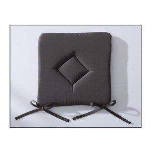 Today 261302Sitzkissen Klassische Polyester 40x 40cm, Polyester, Bronze, 40x40x3 cm -