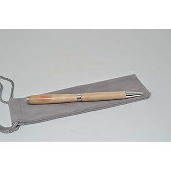 Holz Kugelschreiber Zirbe Drehkugelschreiber aus Holz twist Pen Geschenk Geschenkidee Unikat handmade