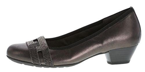 Gabor 76.134.13, Scarpe col tacco donna Grau