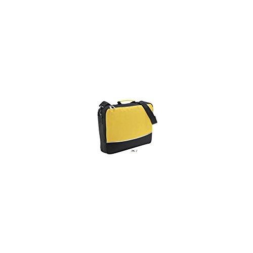 Sol's Bags , Borsa Messenger  Unisex - adulto Bleu Marine