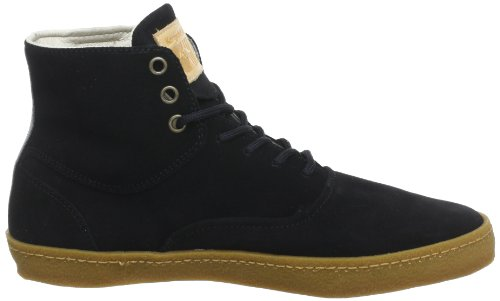KangaROOS Breeze-High 47090 Damen Chukka Boots Schwarz (Blk)