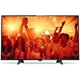 """Philips 32phs4131/12Téléviseur LED 80cm (32"""") Téléviseur LED avec Digital Crystal Clear, DVB-T/T2/C/S/S2Noir"""