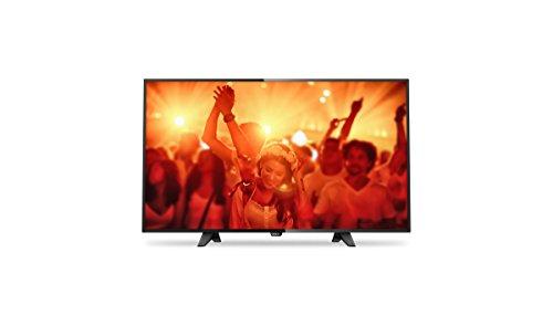 Philips 32PFS4131/12 Ultraflacher 80 cm (32 Zoll) LED-Fernseher mit Digital Crystal Clear, DVB-T/T2/C/S/S2 schwarz