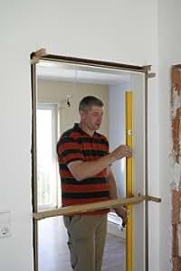 Z-Fix Türspreizen Montagehilfe Einbau 2er Set Zimmertür