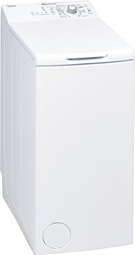 Bauknecht WAT Care 50 SD Waschmaschine TL / A++ / 148 kWh/Jahr / 1000 UpM / 5 kg / 7400 L/Jahr / Mengenautomatik /Kurz-Programm / weiß