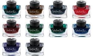 """Pelikan Tinte \""""Edelstein Ink Onyx\"""", im Glas VE = 1"""