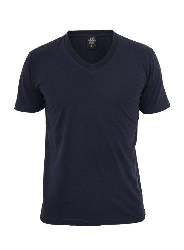 Urban Classics Herren T-Shirt Basic Navy