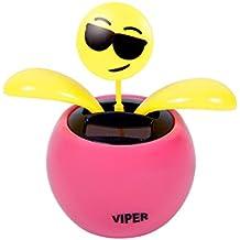 emoti Emoticon Sonnenbrille Anhänger Plüsch mit Saugnapf für Auto Fotoapparat htn7ndutBo