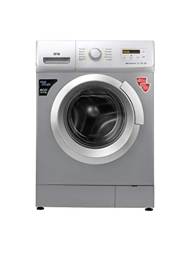 IFB 6.5 Kg Fully-Automatic Front Loading Washing Machine (ELENA ZXS, Silver)