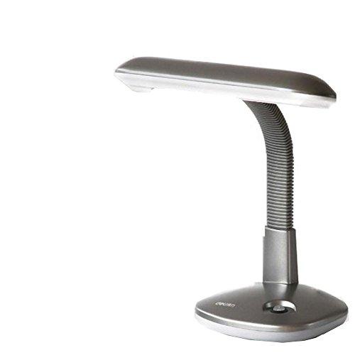 ZHIYUAN Tête de lit créative des étudiants, oeil protection desk lampe blanche lumineuse source/taille: 180 * 160 * 460 mm