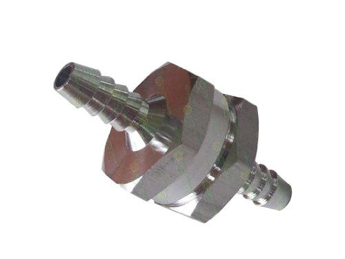Rückschlagventil für Kraftstoffschlauch 6 mm (Differenzdruck-steuerung)