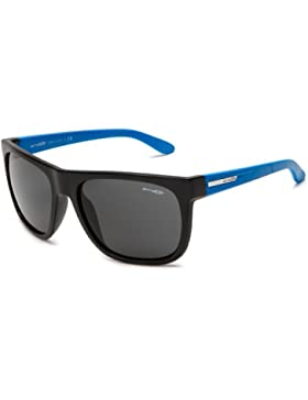ARNETTE FIRE DRILL POLARIZADA BLACK/FUZZY BLUE-única