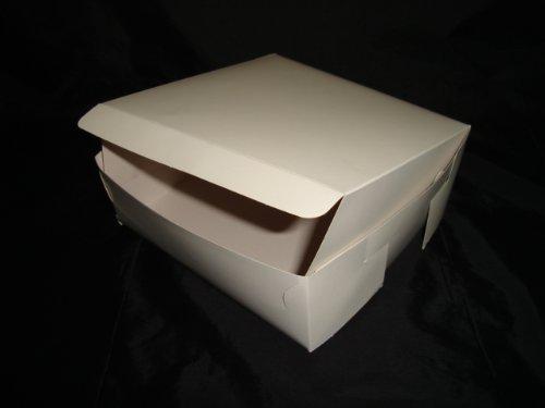100 x Moule à gâteau cartons, Dimensions: 10 x 10 x 3 cm (free P P &sur tous les produits)