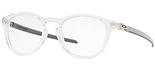 Ray-Ban Herren 0OX8149 Brillengestelle, Braun (Polished Clear), 50