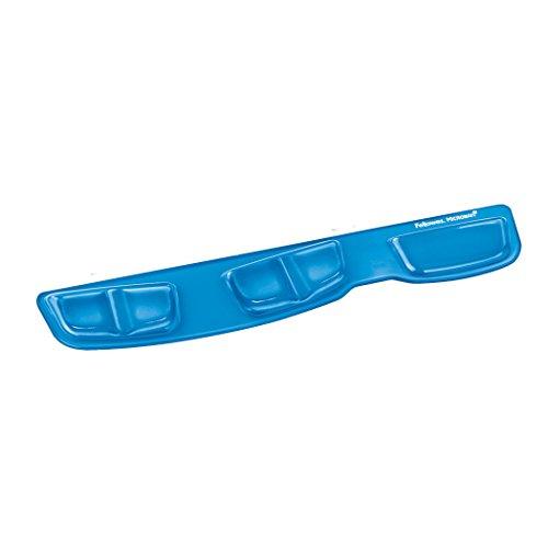 Fellowes Health-V Crystals Tastatur-Handgelenkauflage blau