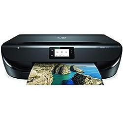 HP Envy 5030 – Impresora multifunción inalámbrica (Tinta, Wi-Fi, copiar, escanear, 1200 x 1200 PPP, Modo silencioso, Incluido 4 Meses de HP Instant Ink) Color Negro