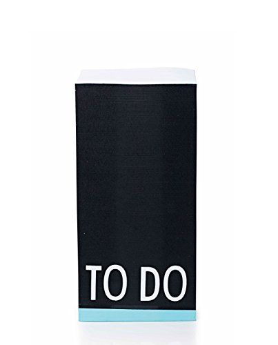 Post it - Large (TO DO) BLACK