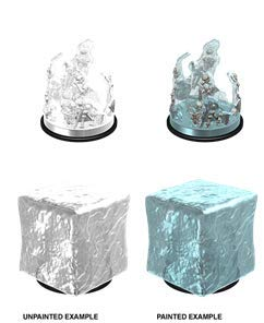 Dungeons & Dragons Nolzur's Marvelous Unpainted Minis: Gelatinous Cube