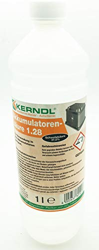 Batteriesäure 1 liter