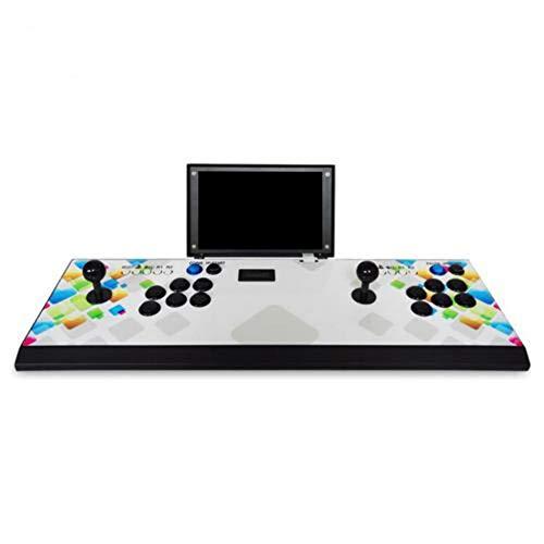Hilfreich Pandora Box 2177 Spiel In Einem Integrierten Arcade 3d Video Spiel Hd Qualität Unterstützung Erweiterung Verbinden Ps3 Tv Und Andere Spiel Konsole Videospielkonsolen