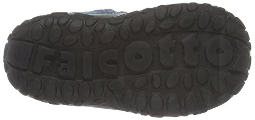 Naturino Dukat, Chaussures Marche Mixte Bébé Vert - Grün (Erdoel_9103)