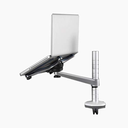 Wand-arm-mount (VIVOCC Aluminium Monitor Laptopständer Laptop ständer, Höhe Verstellbare Halter Winkel Entfernbar Wand Monitor Desk Mount Heben sie arm Mount Klemme-Montage-A 52x25x13cm(20x10x5inch))