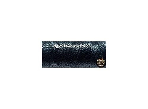 15-mts-hilo-encerado-1-mm-azul-marino-nylon-pulseras-abalorios-macrame-thread